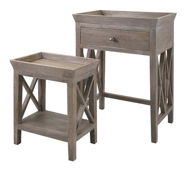 Bridger 2 Piece Nesting Tables