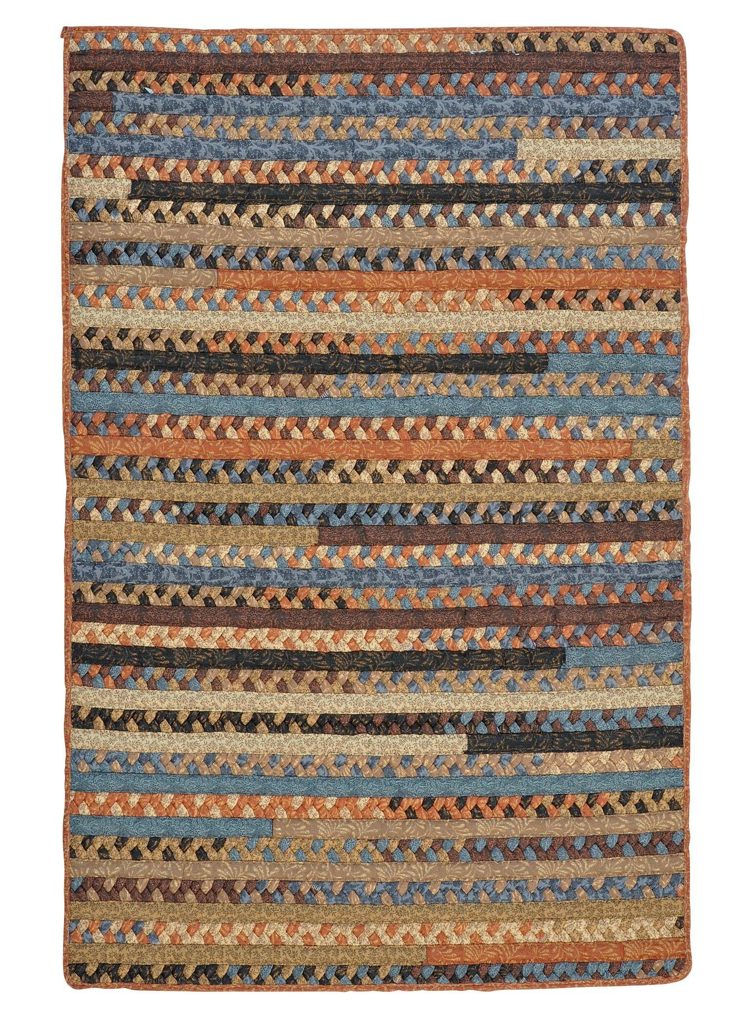 Surette Dusty Shale Area Rug Rug Size: Rectangle 7' x 9'