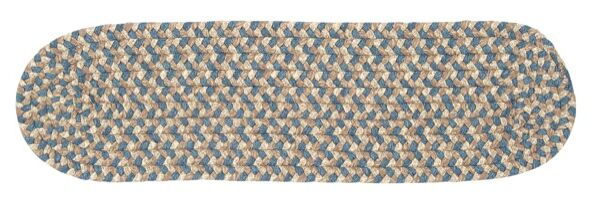 Fresnay Blue Stair Tread Quantity: 13