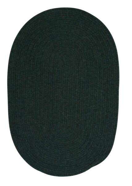 Navarrette Green Area Rug Rug Size: Oval 3' x 5'