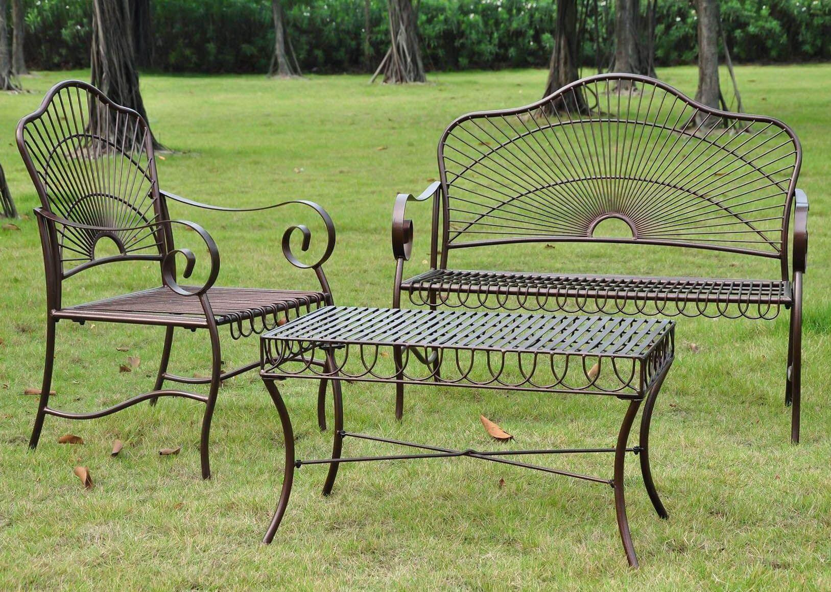 Parfondeval 3 Piece Sofa Set