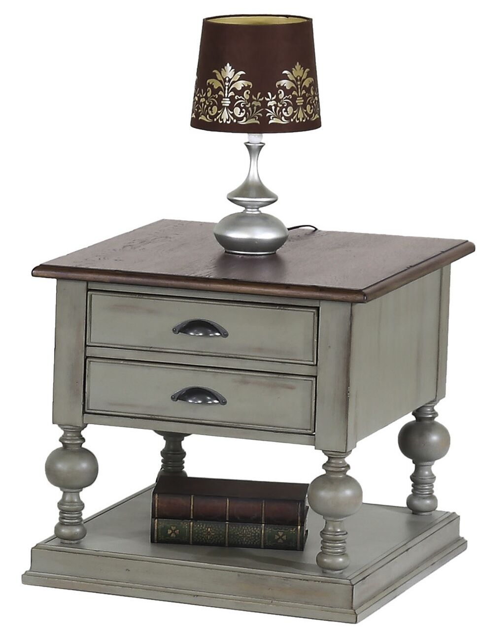 Serpentaire End Table