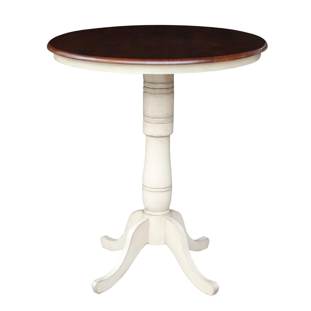 Bernadette Pub Table Tabletop Size: 42