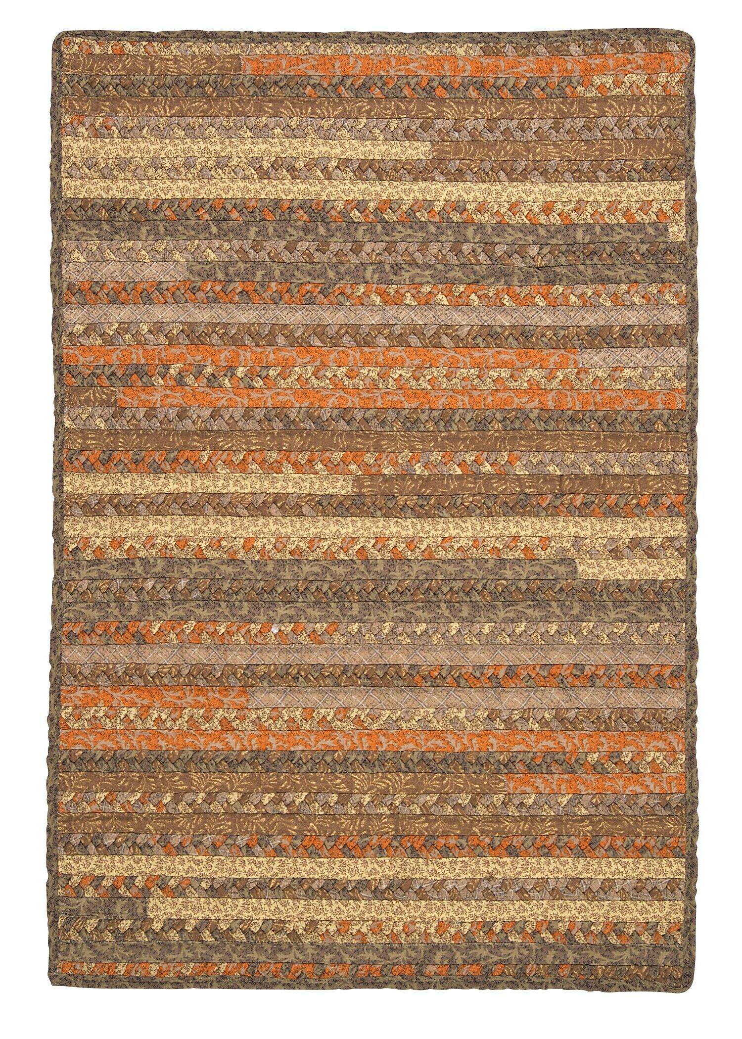 Byron Brown Area Rug Rug Size: Rectangle 5' x 8'