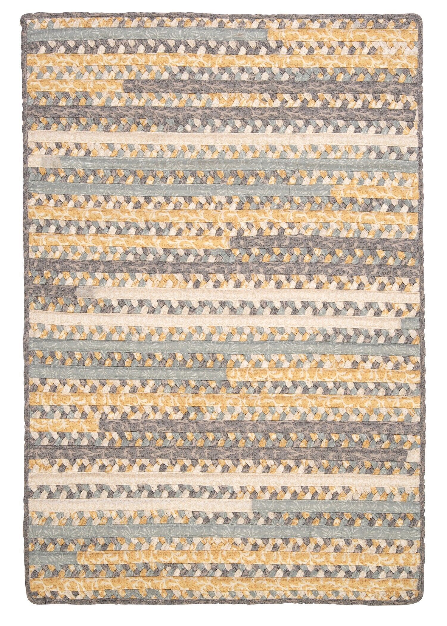 Byron Yellow Area Rug Rug Size: Rectangle 5' x 8'