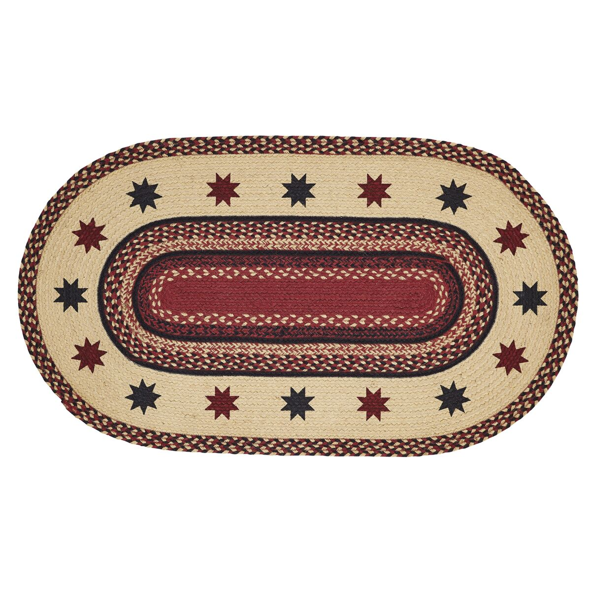 Robichaux Area Rug Rug Size: Oval 2'3