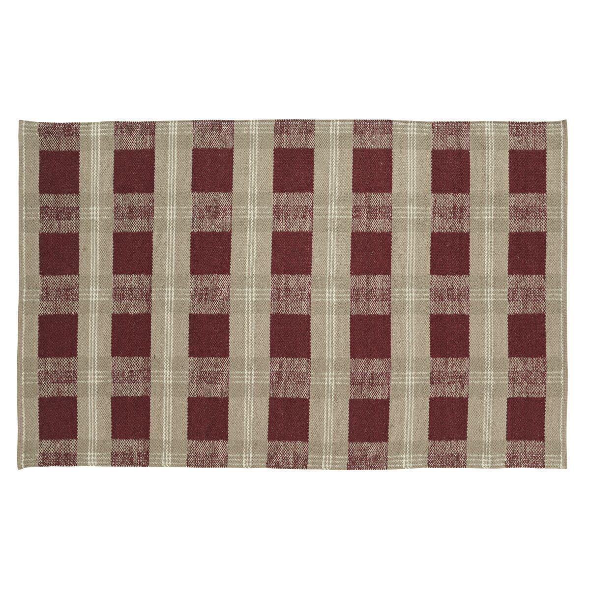 Rayle Elmwood/Cream Area Rug Rug Size: 8' x 11'