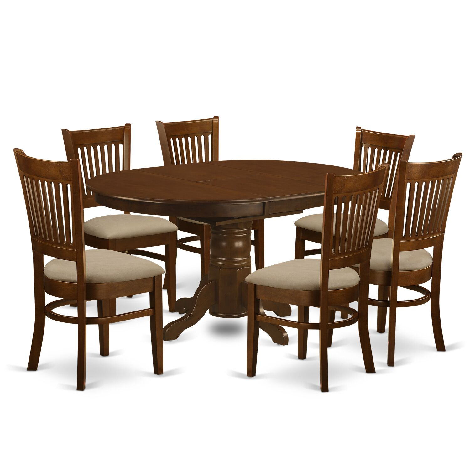 Dining Table Sets Aimee 7 Piece Dining Set