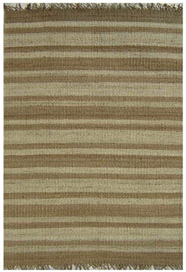Ephemerine Bleach/Natural Area Rug Rug Size: 5' x 8'