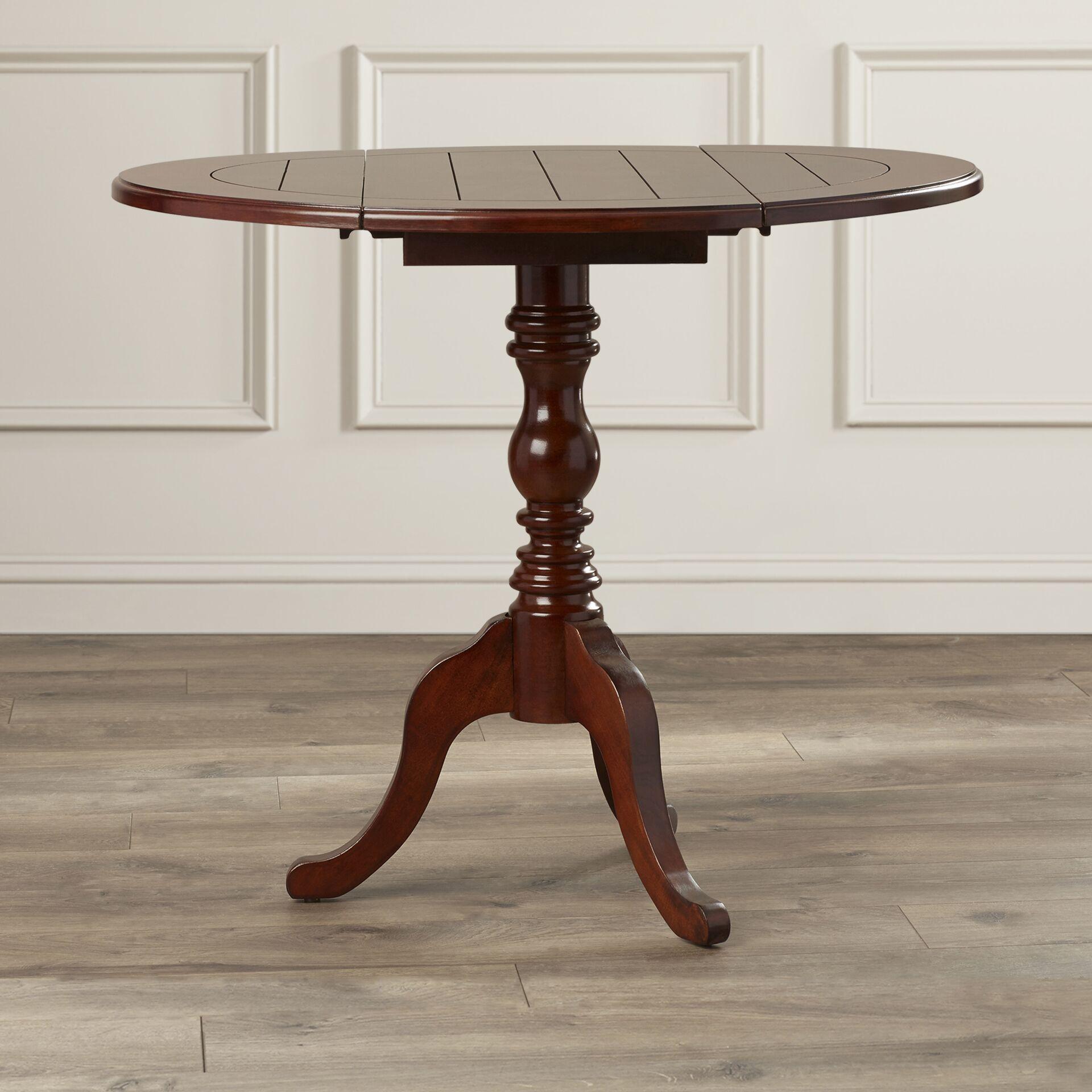 Graciela End Table Color: Plantation Cherry