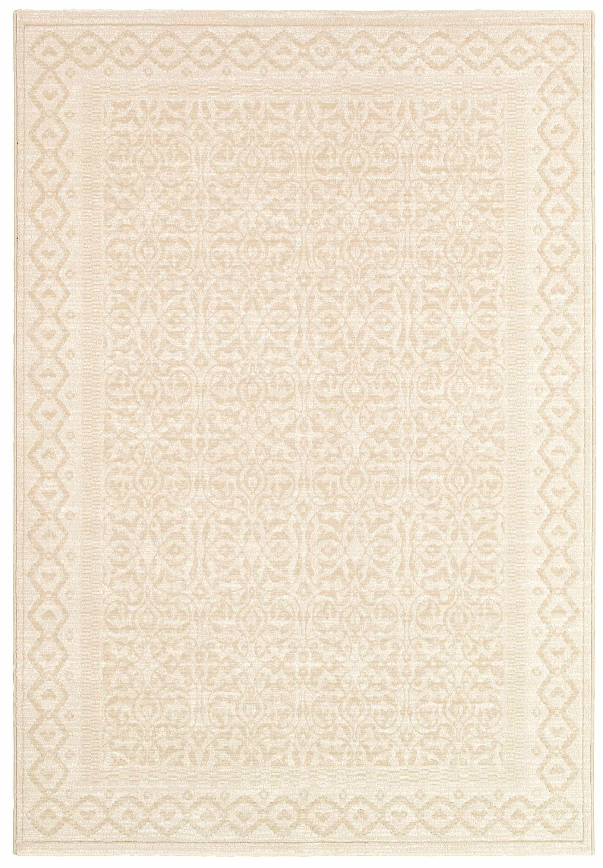 Somme Champagne Rug Rug Size: Rectangle 6'6