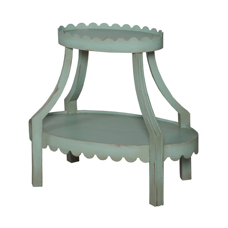 Tabatiere Surf City End Table
