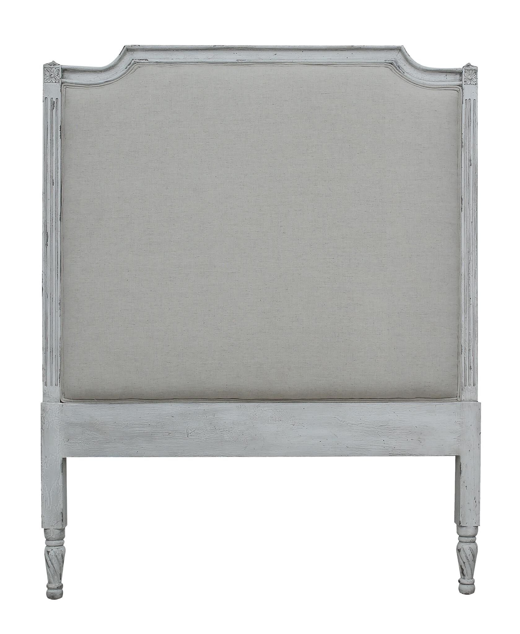 Le Reve Twin Upholstered Panel Headboard