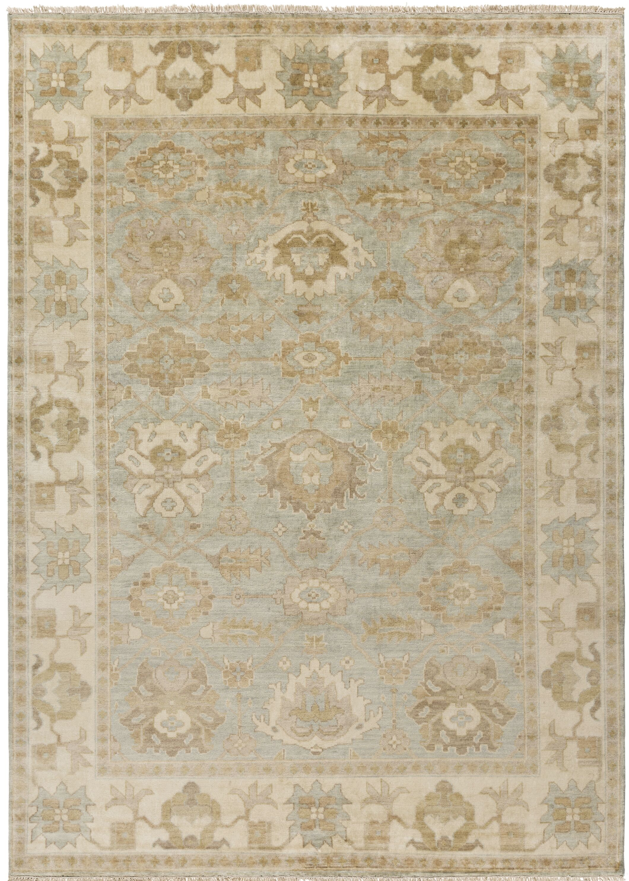 Talence Beige Rug Rug Size: Rectangle 9' x 13'
