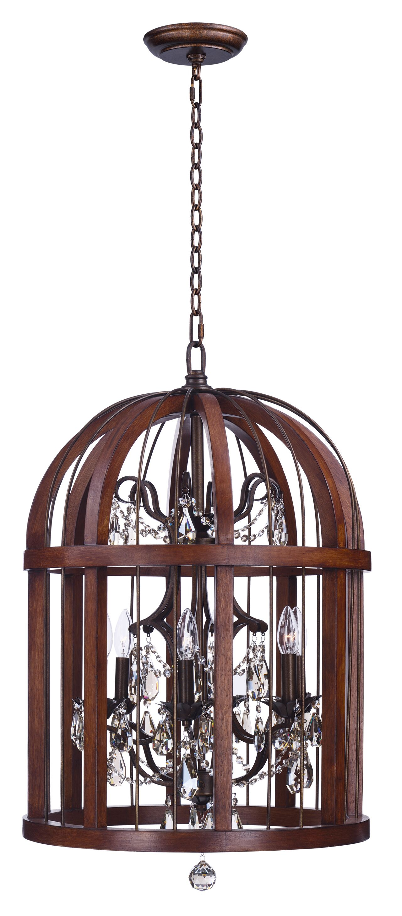 Granville 6-Light Foyer Pendant