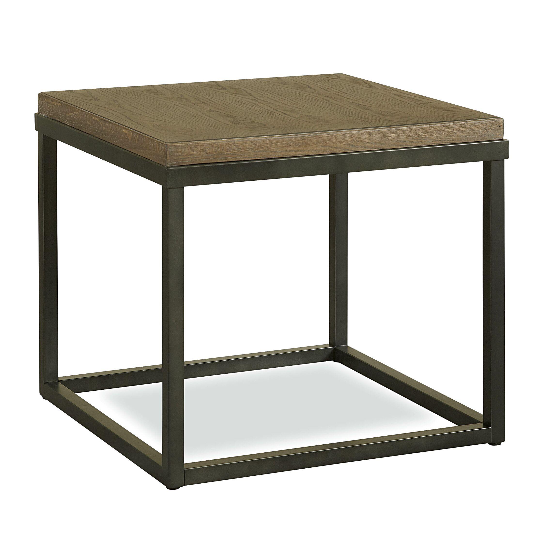 Deleon End Table Color: Studio