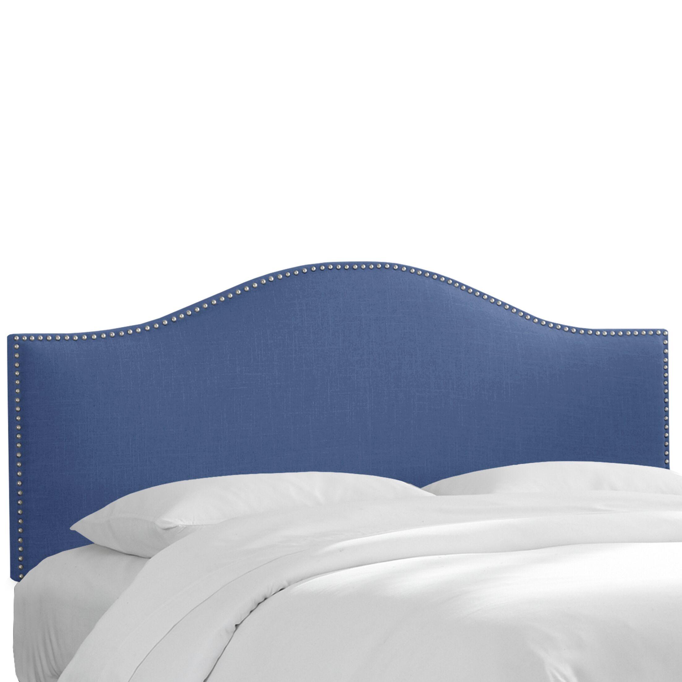 Binne Upholstered Panel Headboard Size: King