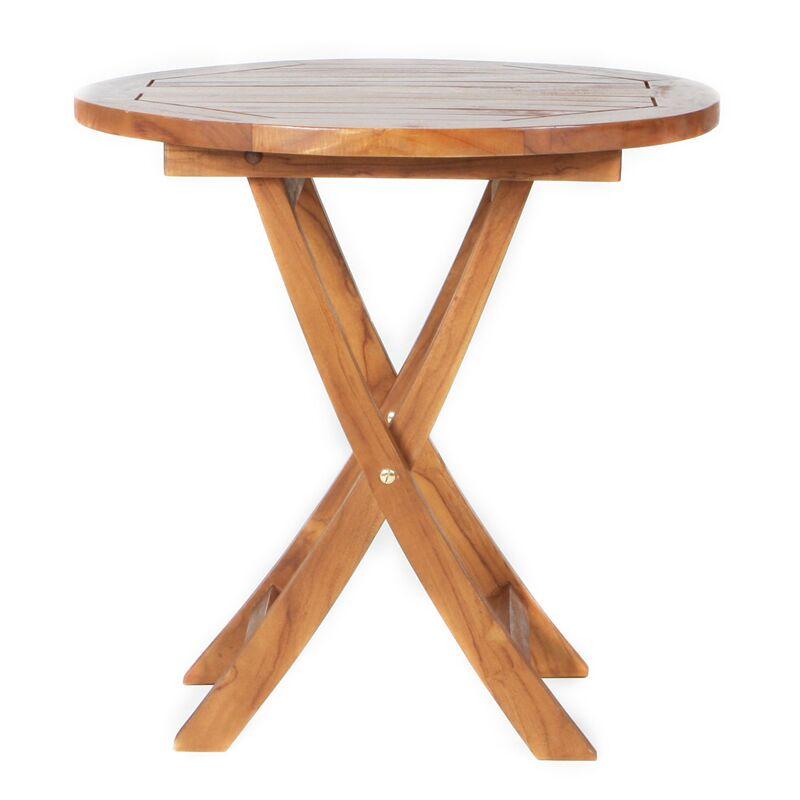Humphrey Folding Teak Bistro Table