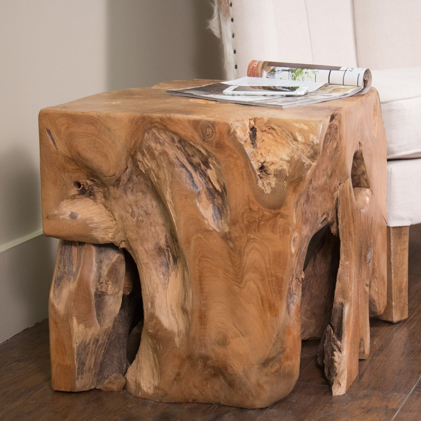 Sumiko End Table