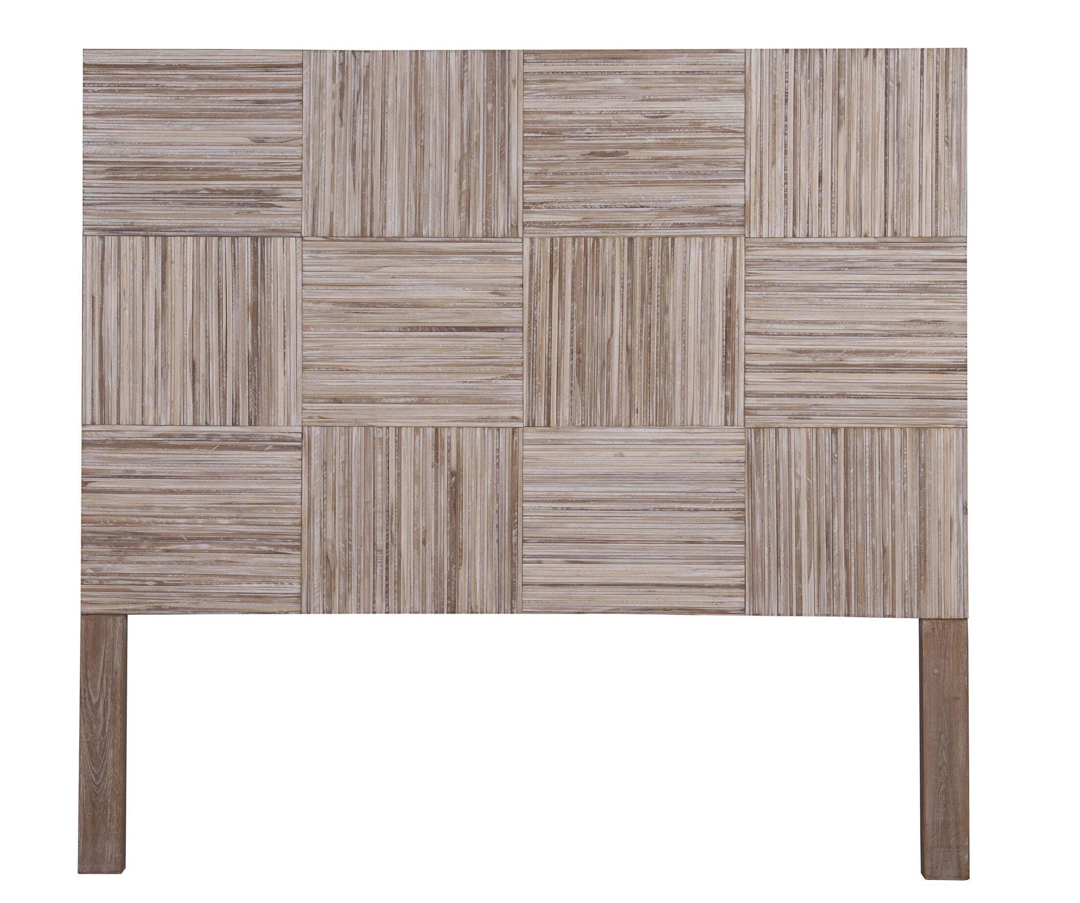 Alexandria Panel Headboard Size: Queen