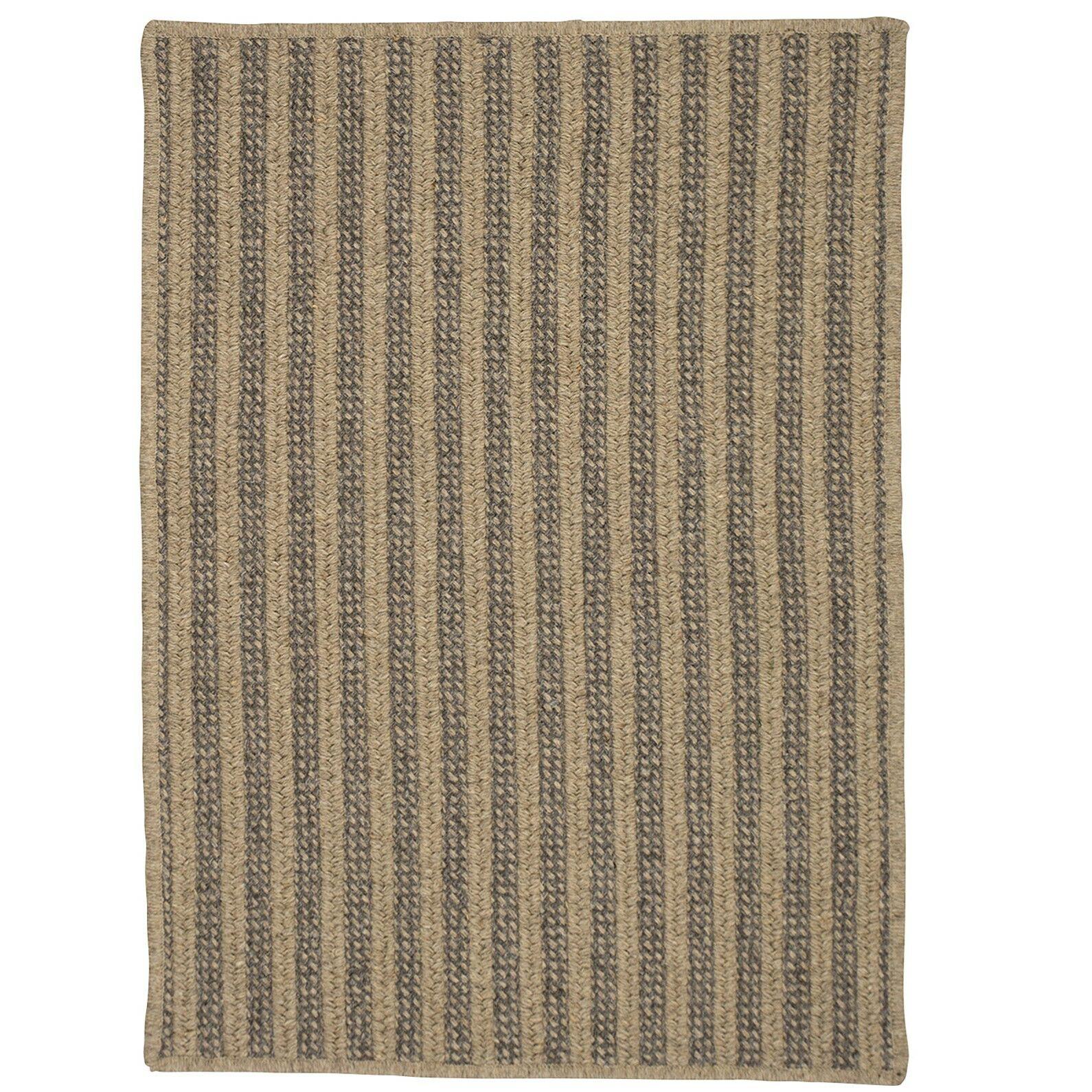 Cadenville Hand-Woven Area Rug Rug Size: Rectangle 8' x 10'