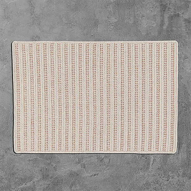 Tidewater Hand-Woven Natural Area Rug Rug Size: 12' x 15'