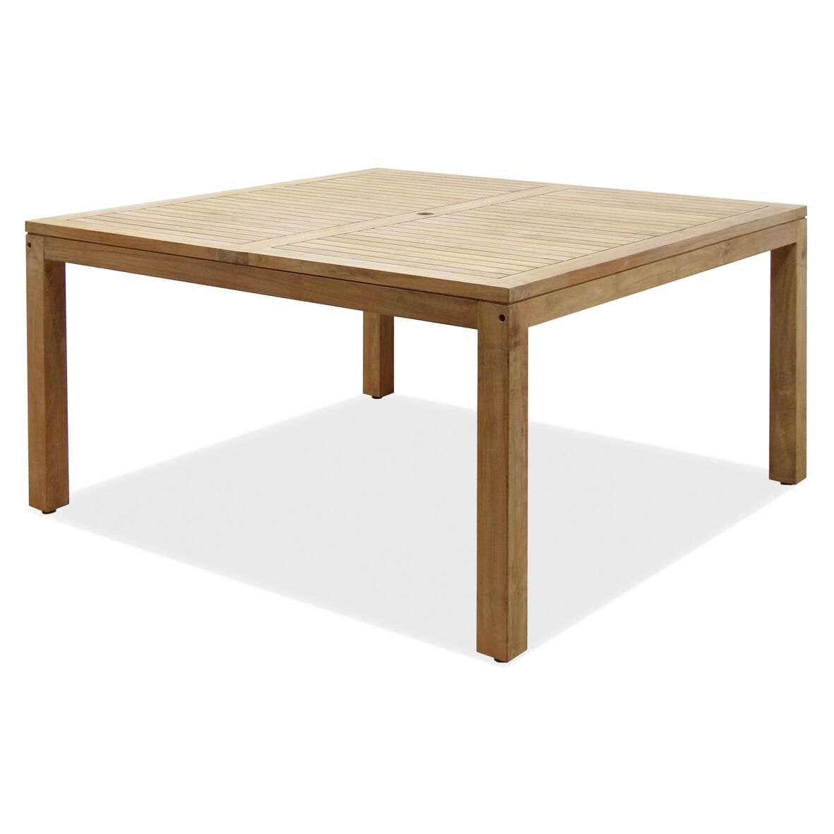 Bridgepointe Square Wood Dining Table