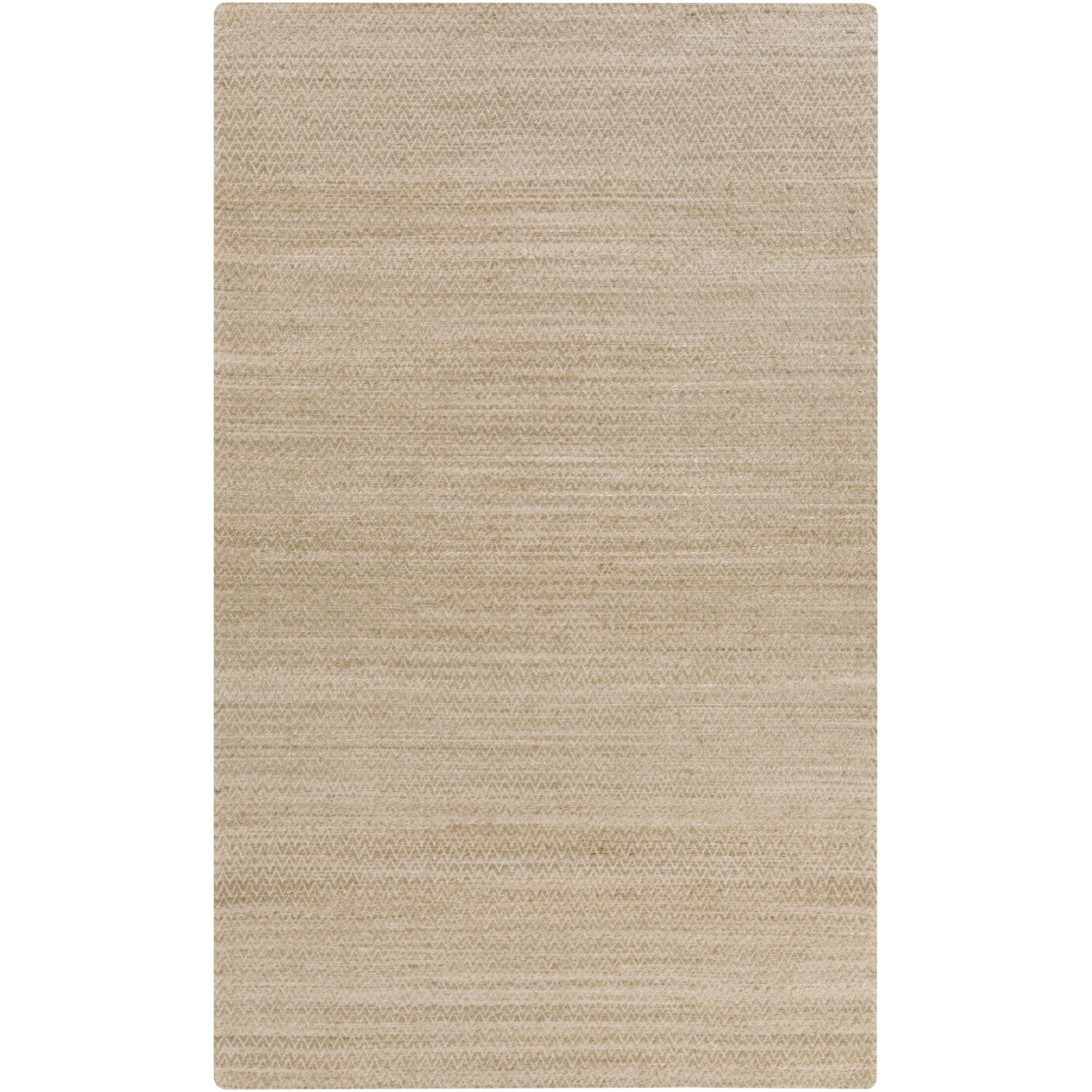Isabella Hand-Woven Stone Area Rug Rug Size: Rectangle 8' x 11'