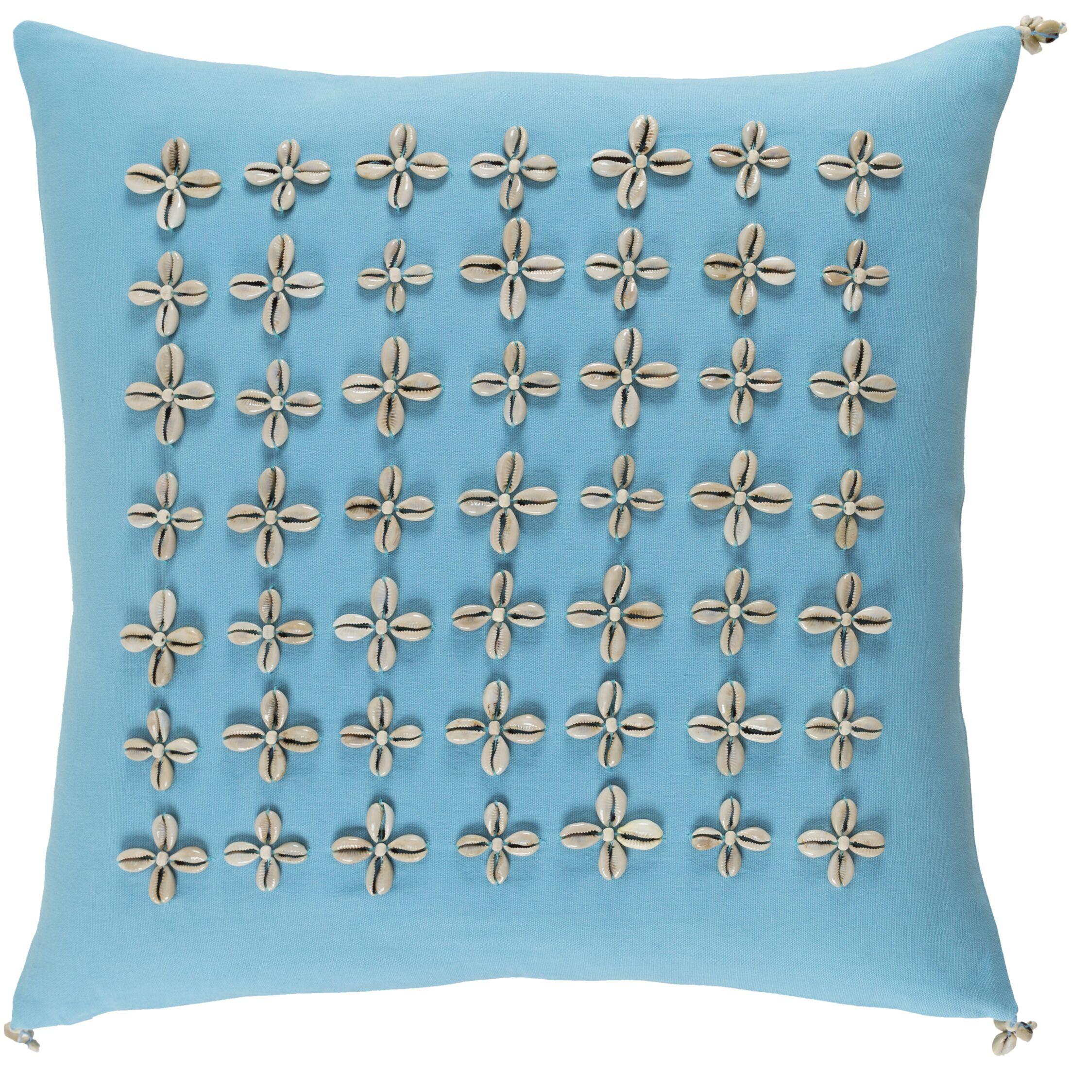 Cherwell Cotton Throw Pillow Size: 22