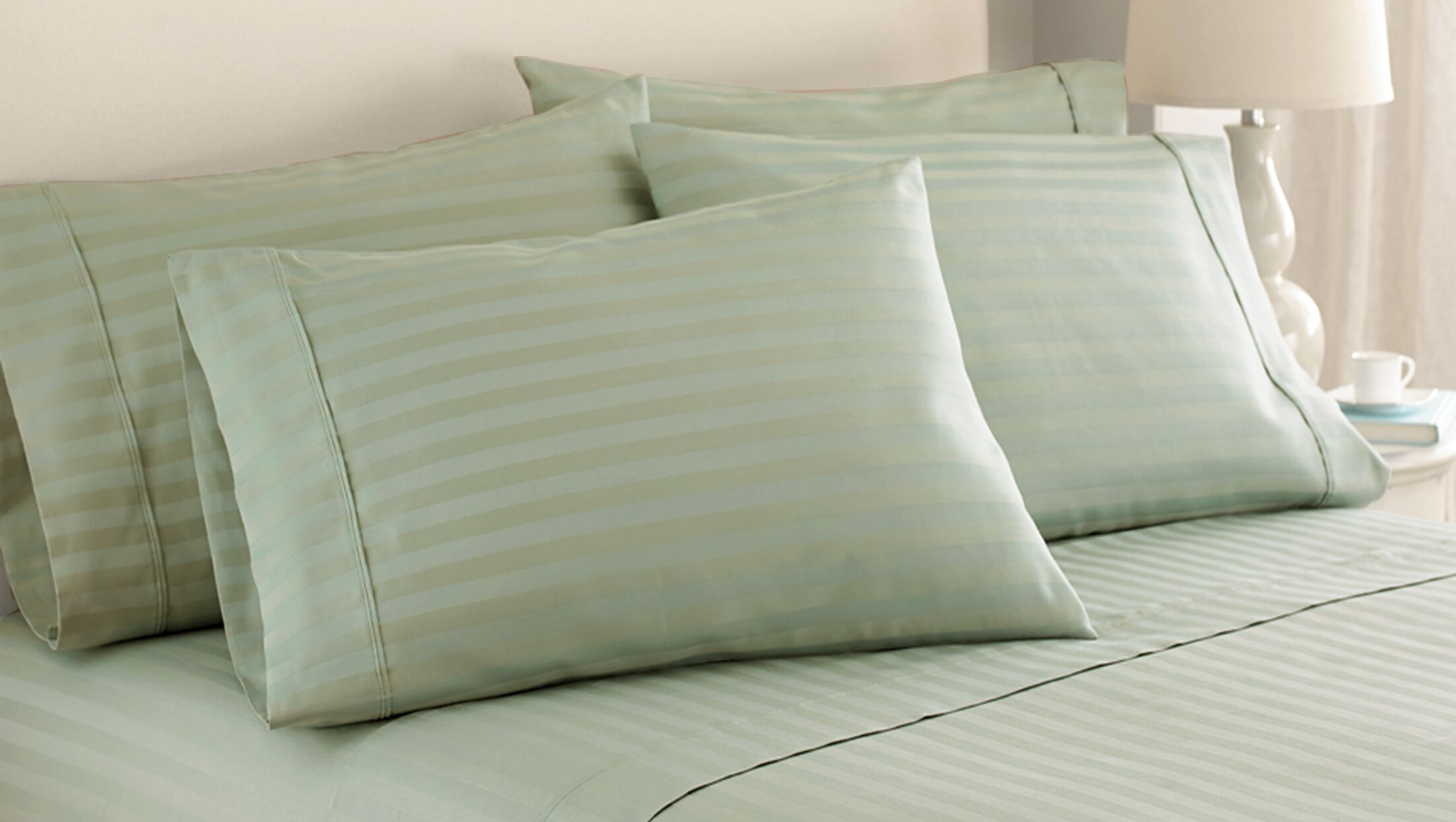 Kennebunkport 1000 Thread Count Sheet Set Size: King, Color: Sage