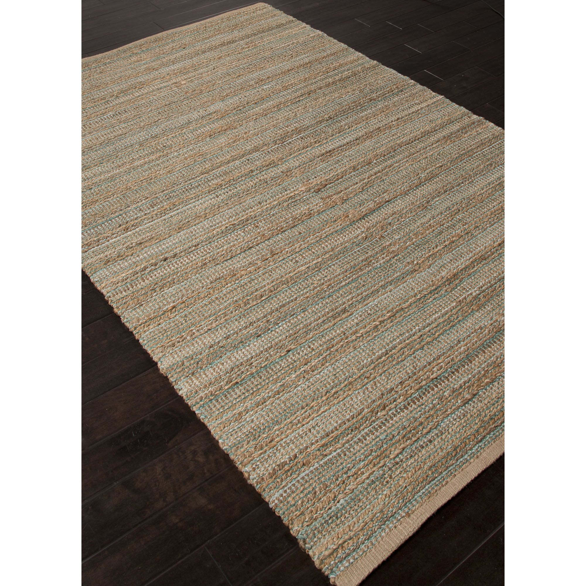 Ina Hand-Woven Taupe/Beige Area Rug Rug Size: Rectangle 3'6