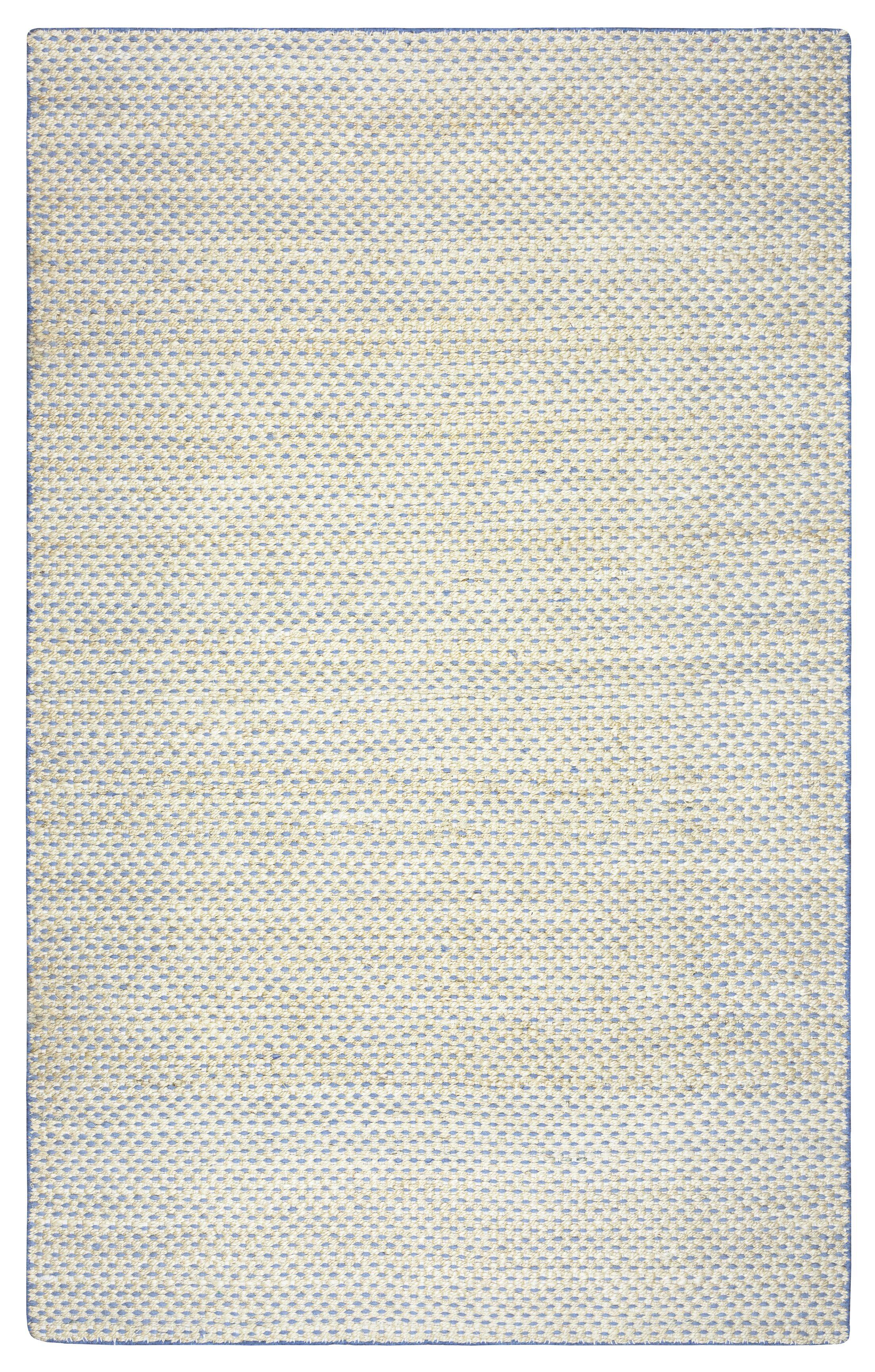Hypoluxo Hand-Loomed Tan Area Rug Rug Size: Rectangle 5' x 8'