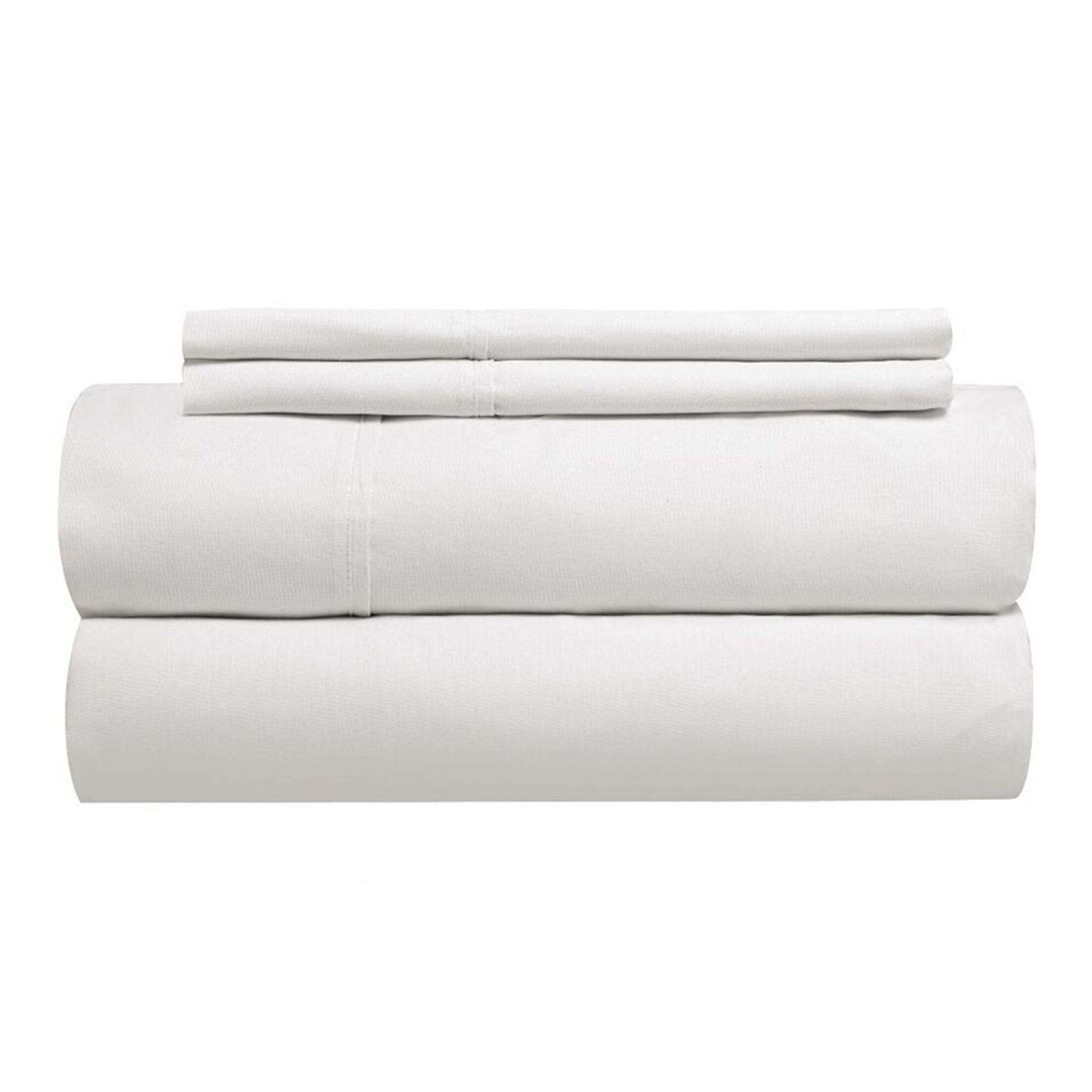 Sint 310 Thread Count 100% Cotton Sheet Set Size: Queen