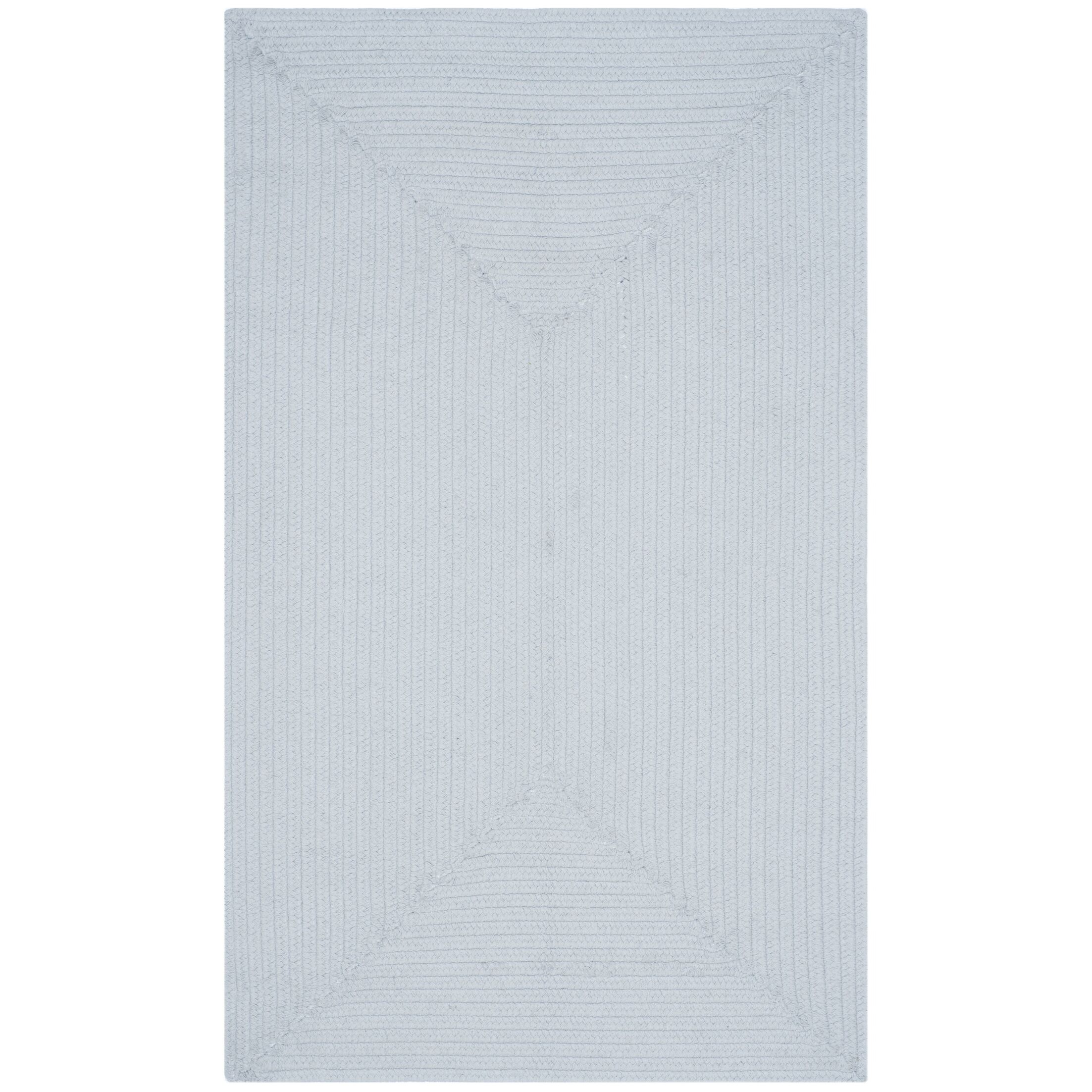 Lissie Light Blue Rug Rug Size: Rectangle 4' x 6'