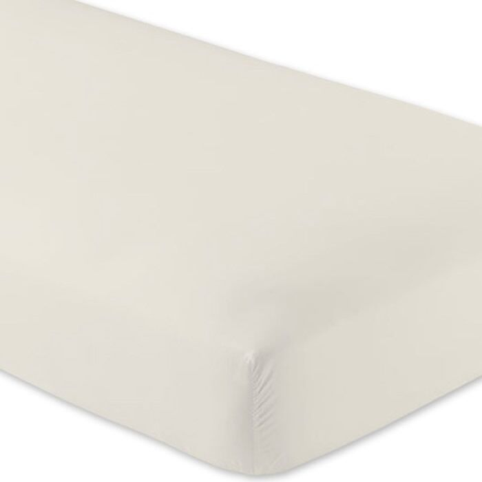 Sint 310 Thread Count 100% Cotton Fitted Sheet Color: Shell, Size: Split California King