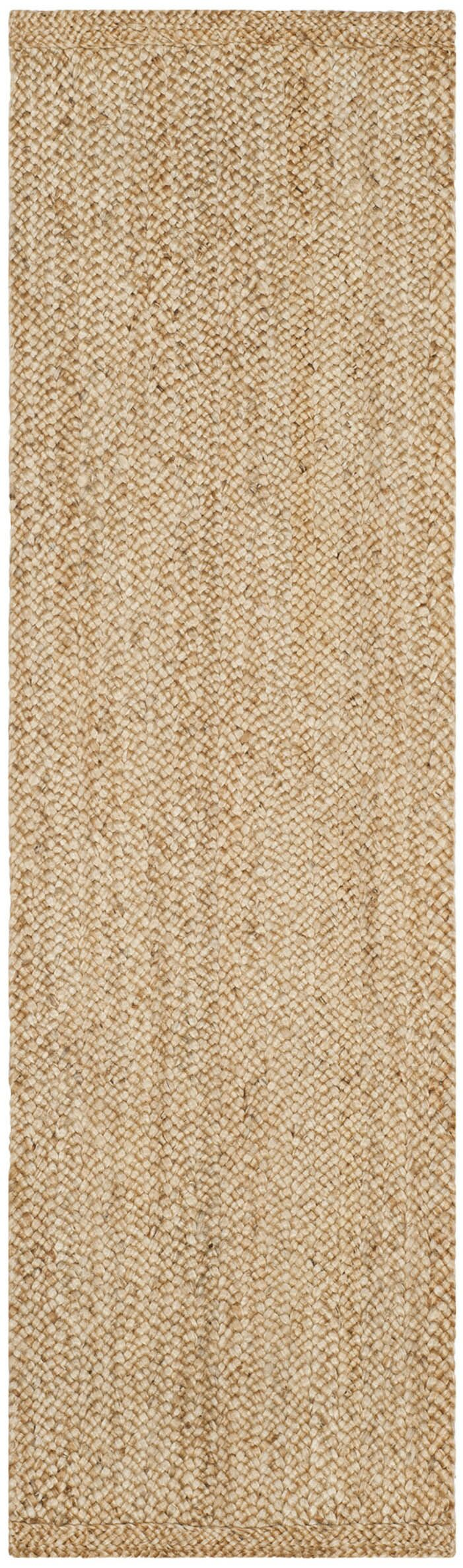 Greene Hand-Woven Natural Area Rug Rug Size: Runner 2'6