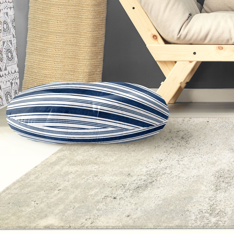Pinehurst Indoor/Outdoor Floor Pillow Size: 26