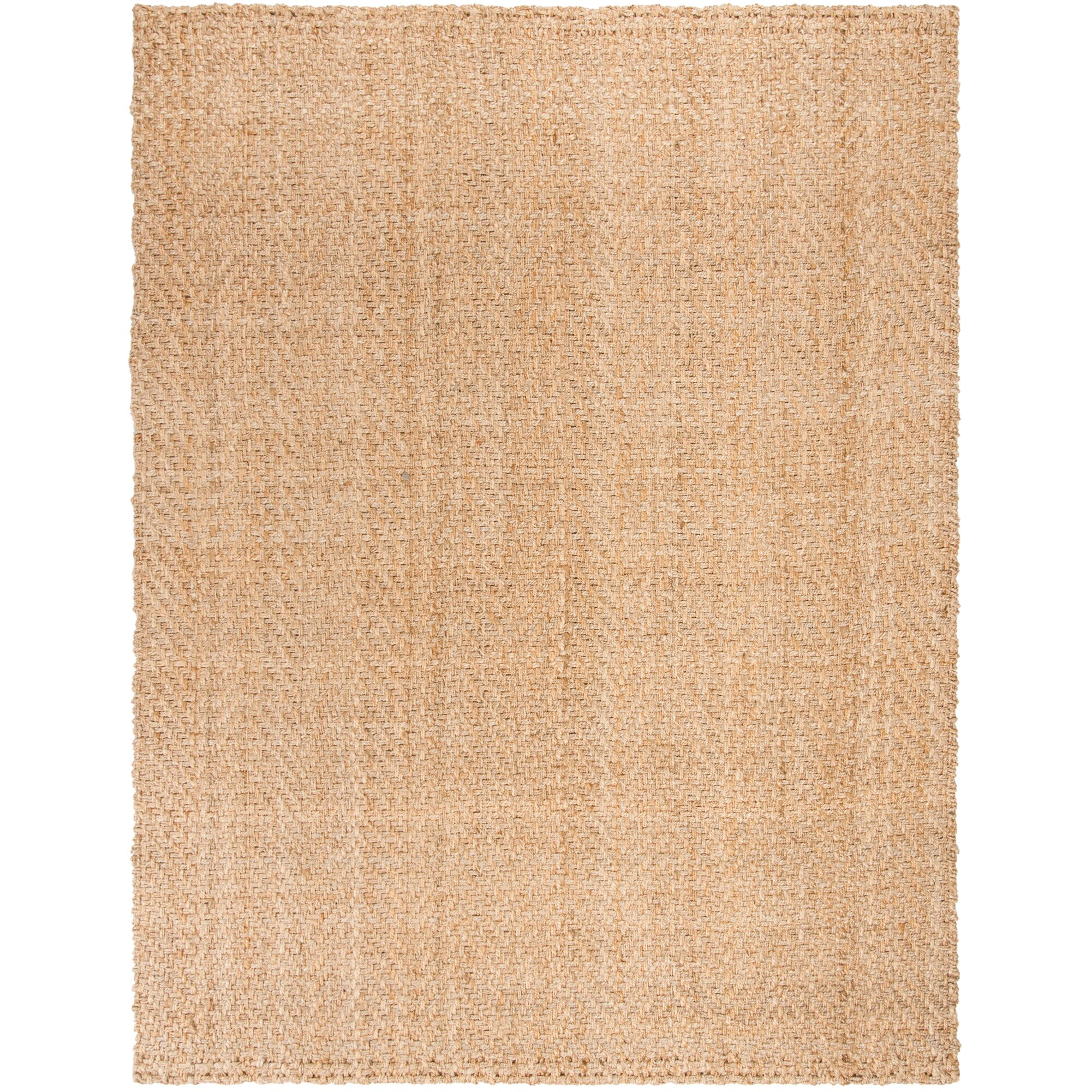 Clea Fiber Hand-Woven Natural Area Rug Rug Size: Rectangle 8' x 10'