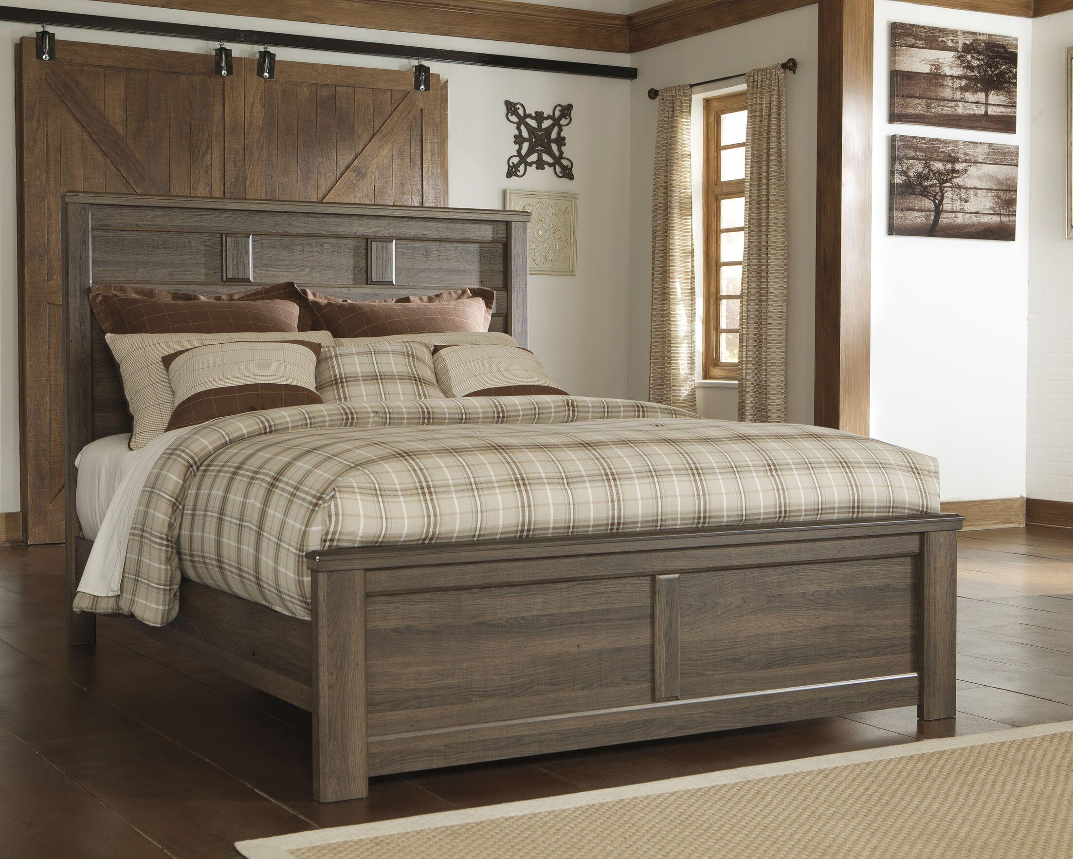 Ridgecrest Panel Bed