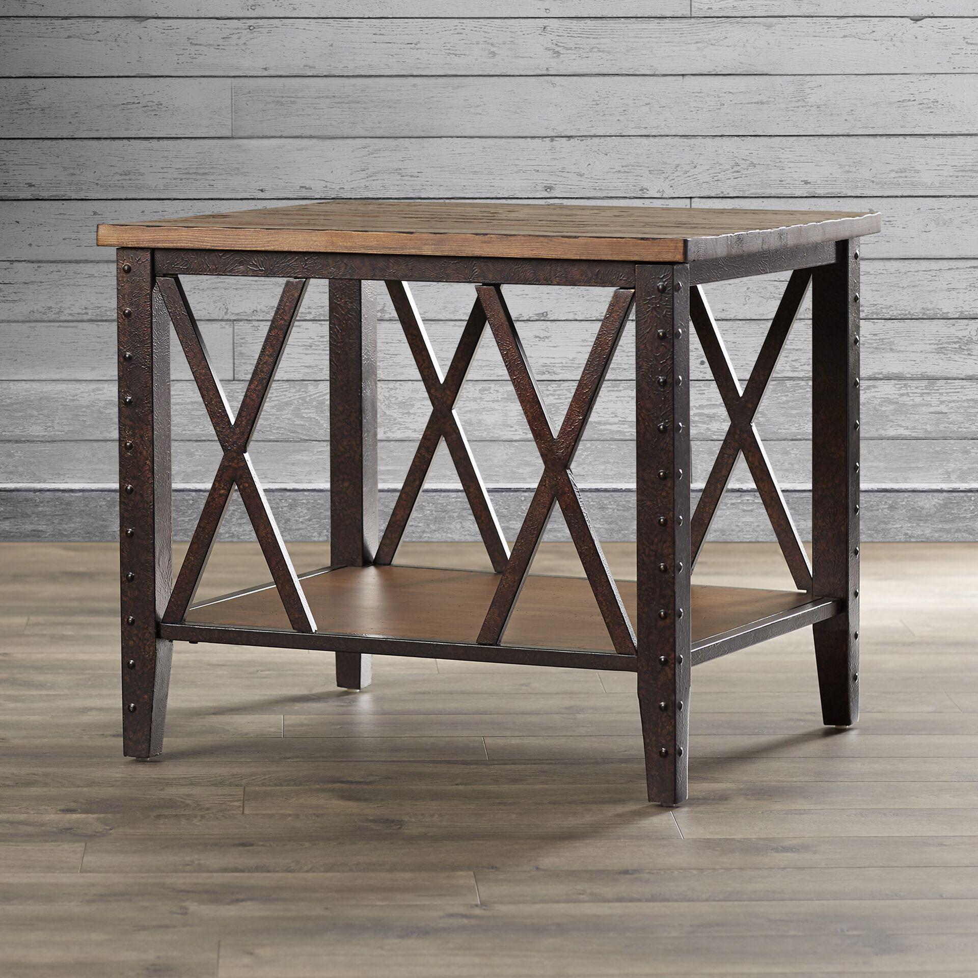 Livingston End Table