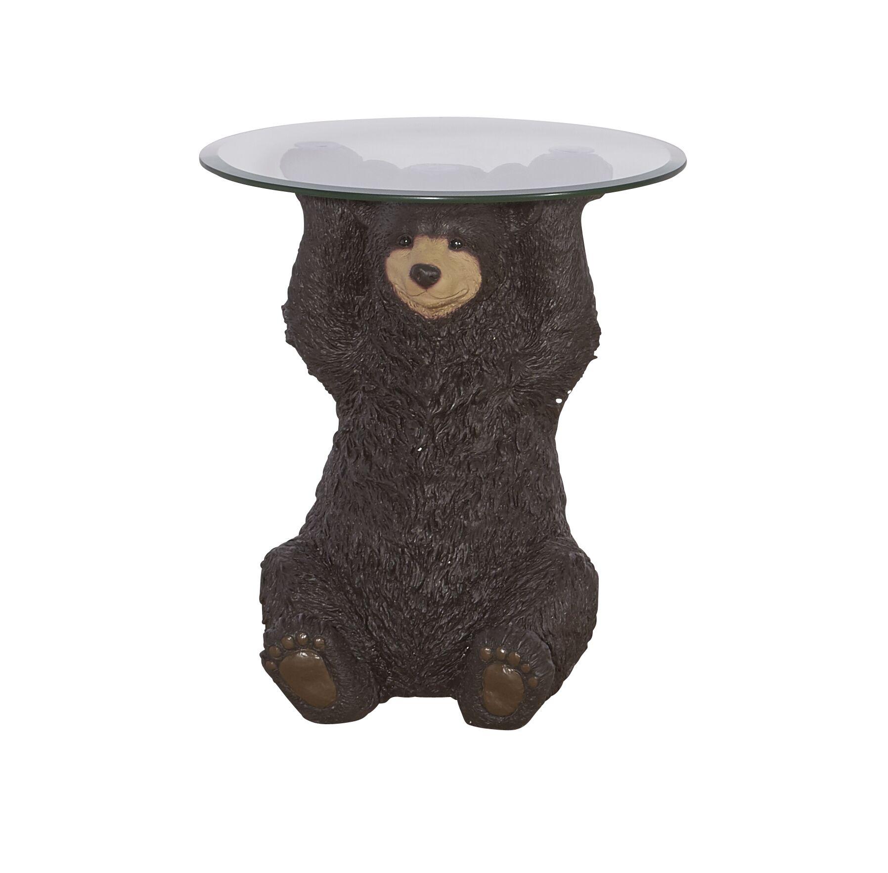 Kershaw Bear End Table