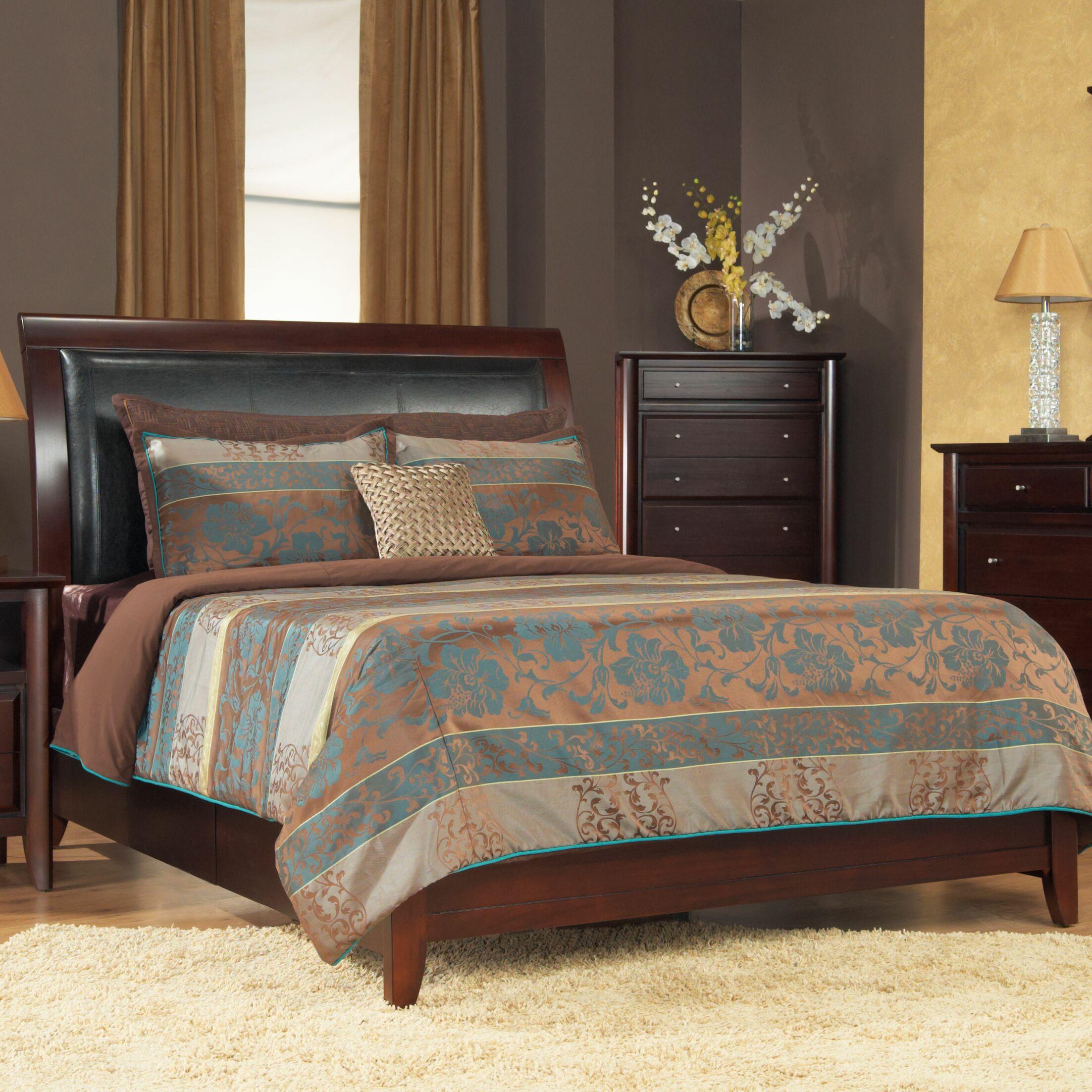 Hudson Upholstered Storage Platform Bed Size: King