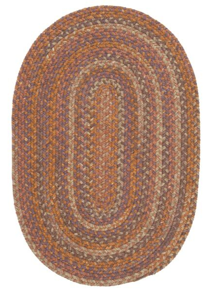 Morris Orange Area Rug Rug Size: Runner 2' x 10'