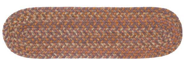 Morris Orange Stair Tread Quantity: 13