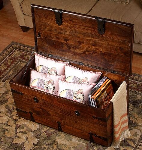 Hallowell Coffee Table with Lift Top
