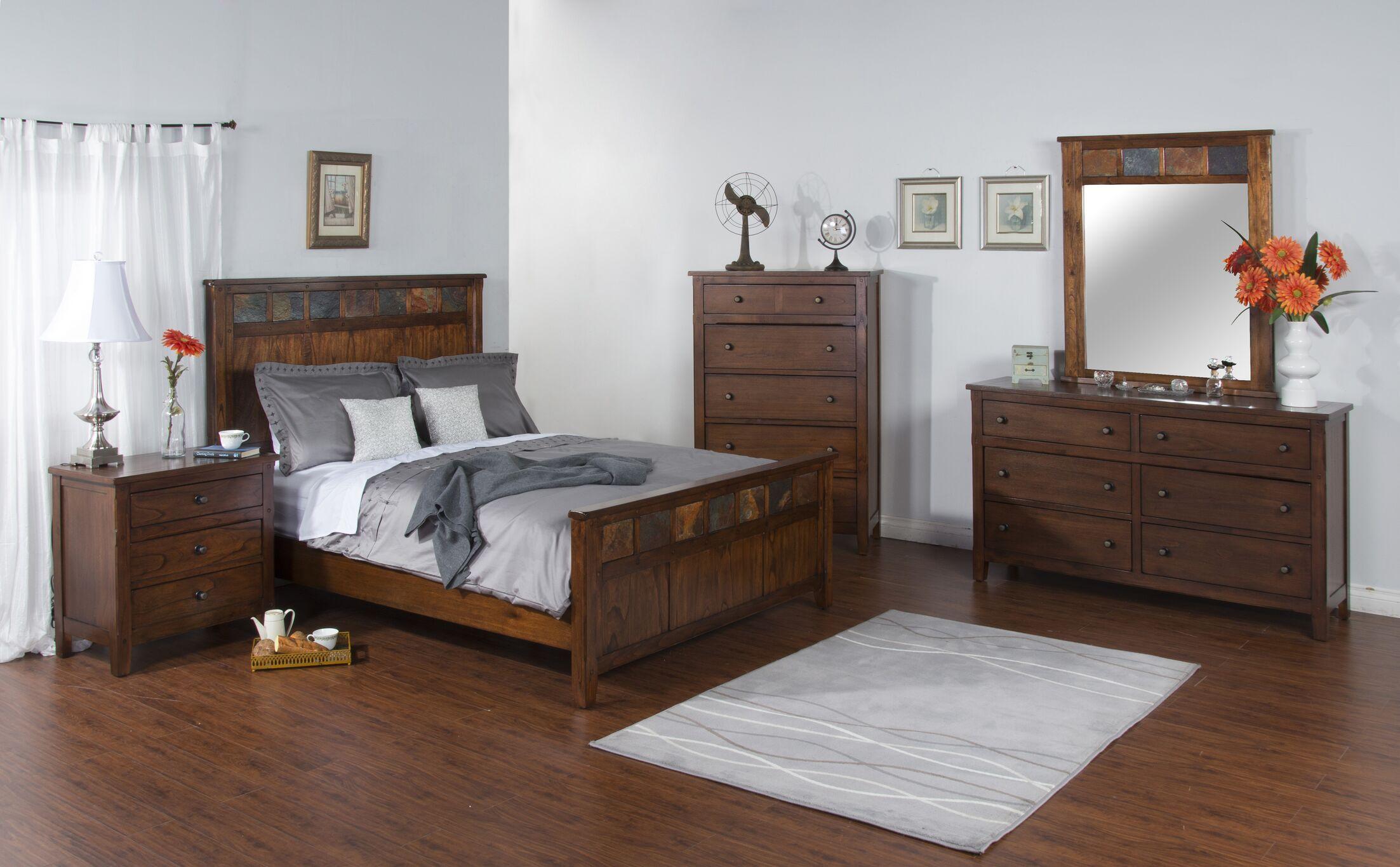 Goldfield Platform Configurable Bedroom Set