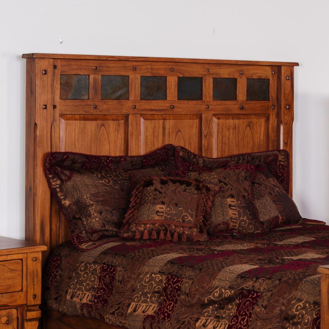 Hawthorne Panel Headboard Size: King