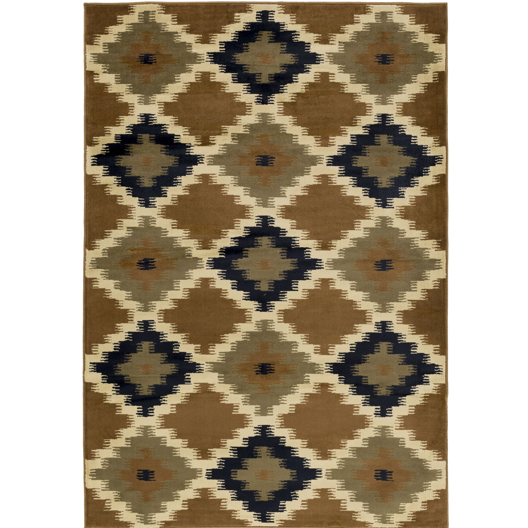 Amur Military Olive Area Rug Rug Size: Rectangle 7'10