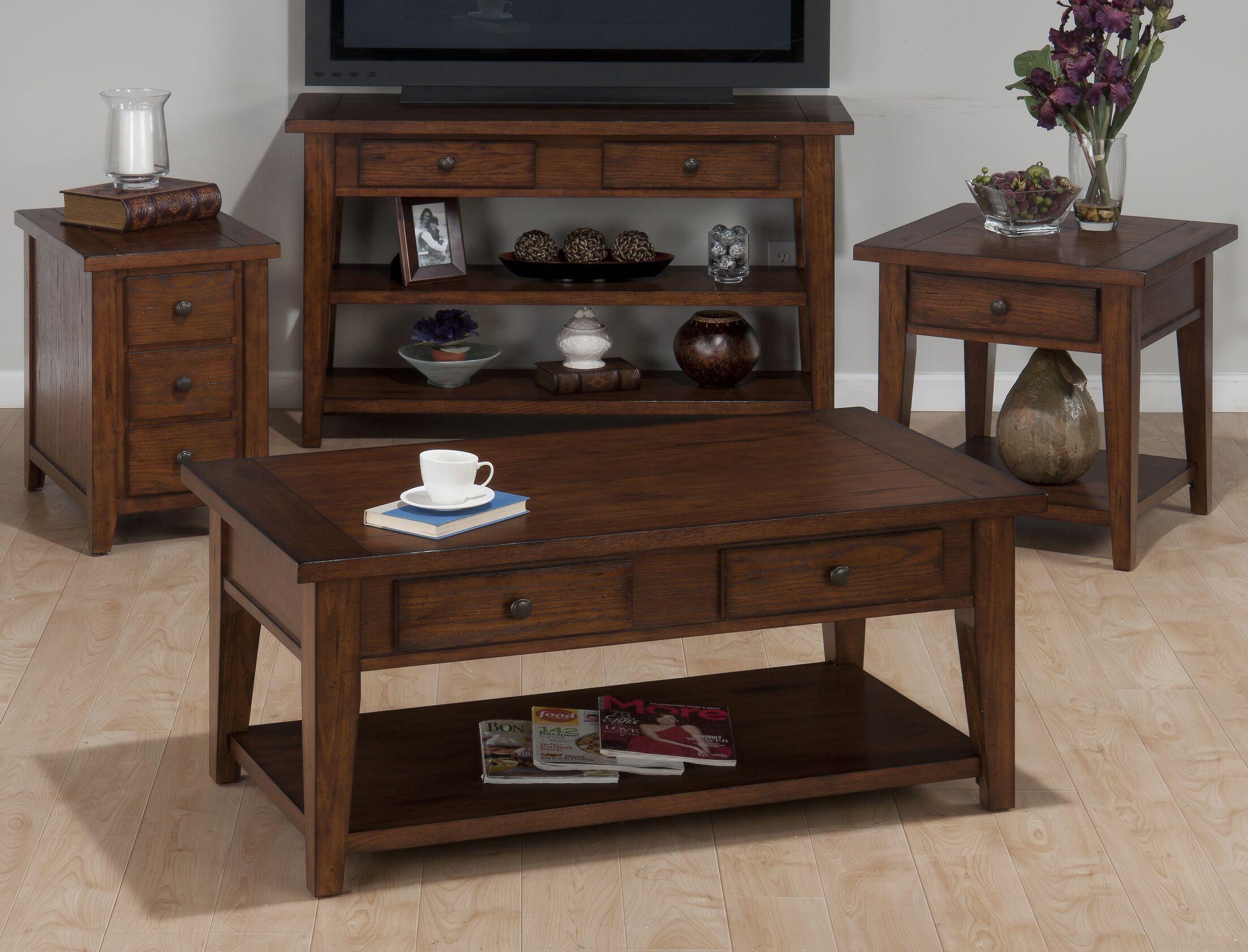 Bonniebrook Coffee Table Set