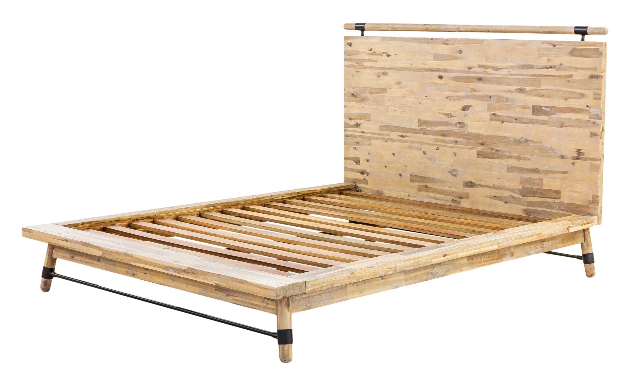 Treyton Platform Bed Size: Queen